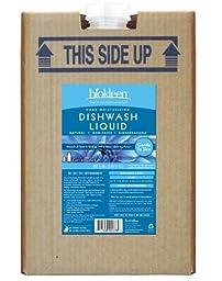 BioKleen 00075 Hand Moisturizing Dishwash Liquid, 128 oz (Case of 4)