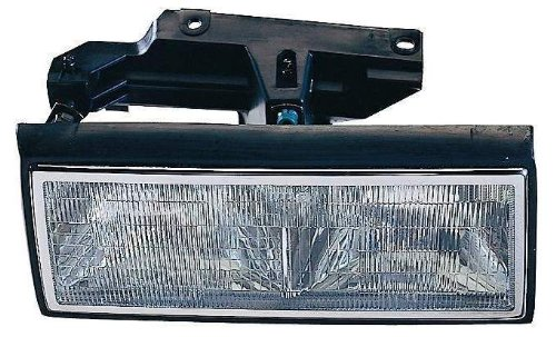Depo 332-1171R-AS Cadillac DeVille/Fleetwood Passenger Side Replacement Headlight Assembly