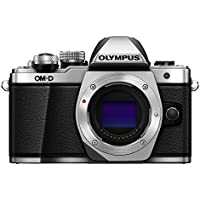 OLYMPUS Mirrorless SLR OM-D E-M10 MarkII body Silver - International Version (No Warranty)
