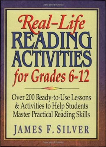 Amazon.com: Real-Life Reading Activities for Grades 6-12: Over 200 ...