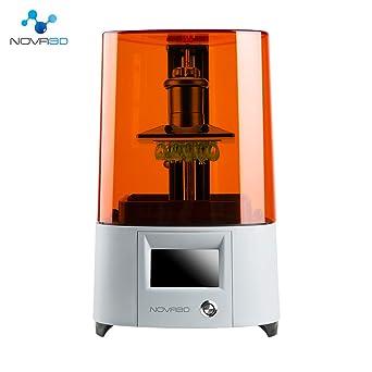 Impresora 3D LCD NOVA3D Elfin con Smart Touch Screen de 4,3 ...