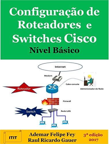 Configuração de Roteadores e Switches Cisco Nível Básico
