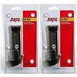 Skil (2 Pack) 3.6V Accumulator Battery Replaces 36BAT # 2610916350-2pk