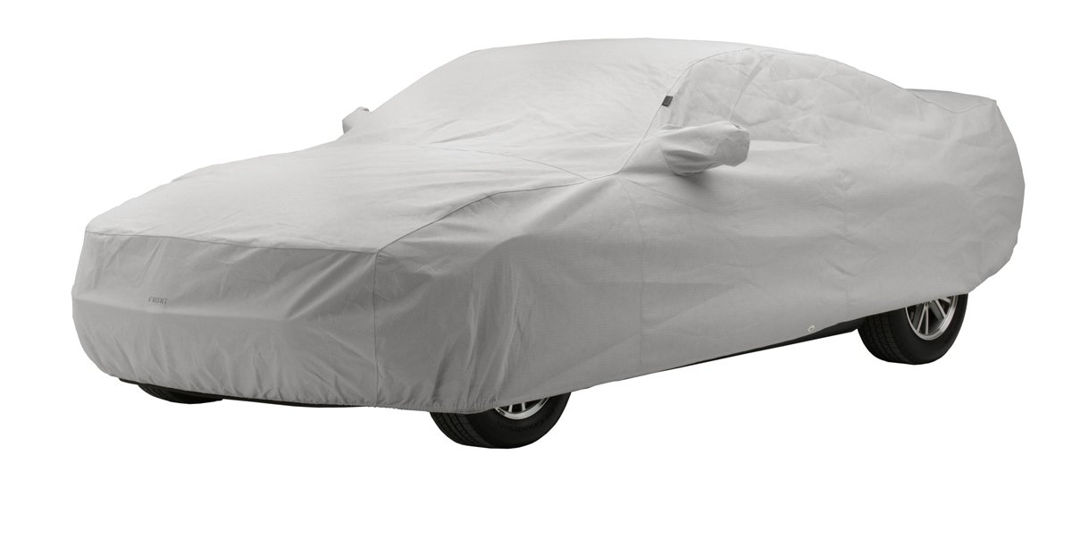 Technalon Evolution Fabric, Tan Covercraft Custom Fit Car Cover for Volkswagen Beetle