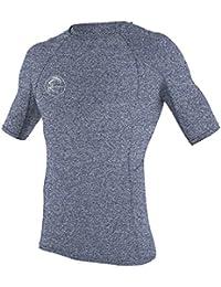 Men's Basic Skins UPF 50+ Short Sleeve Rash Guard