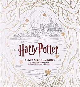 Harry Potter Le Livre Des Enluminures 80 Scenes Cultes De