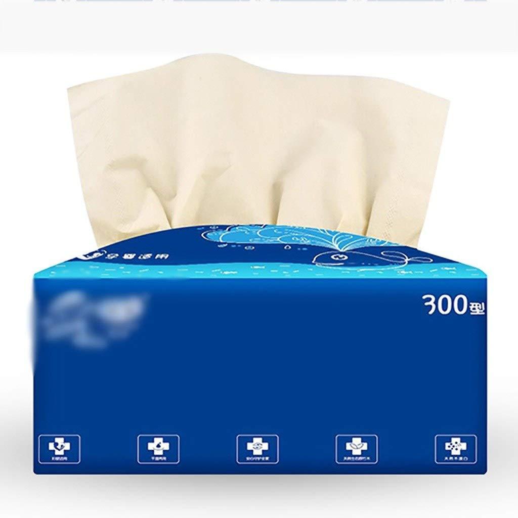 LFY 30 Paquetes de Papel higiénico Suave, Biodegradable, Papel ...