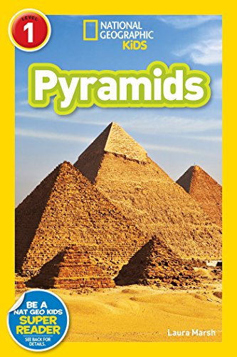 National Geographic Readers: Pyramids (Level 1)