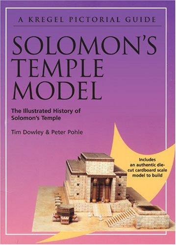 Kregel Pictorial Guide to Solomon's Temple Model (Kregel Pictorial Guides) (Kregel Pictorial Guide Series, The)