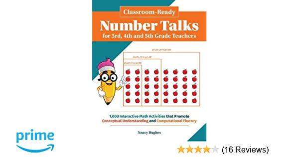 Classroom Ready Number Talks For Third Fourth