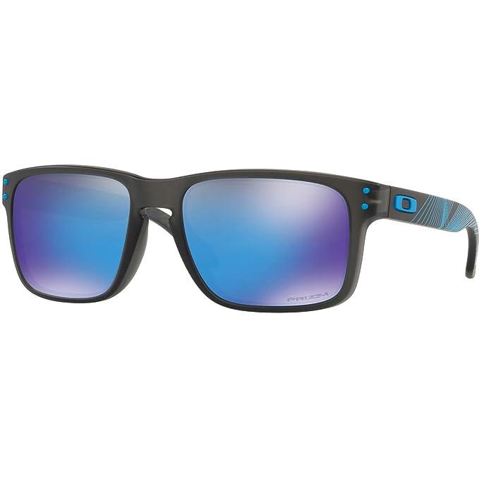 Oakley Mens Holbrook OO9102 Rectangular Sunglasses
