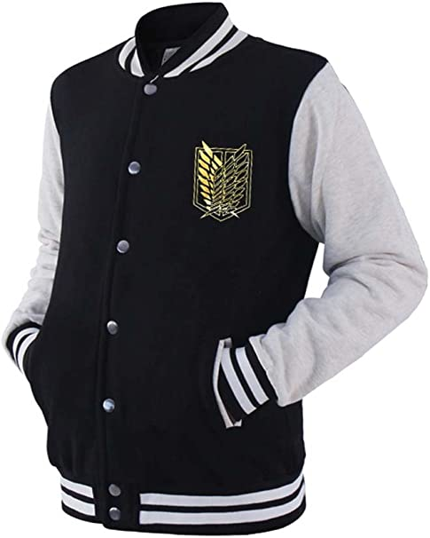college jacke attack on titan