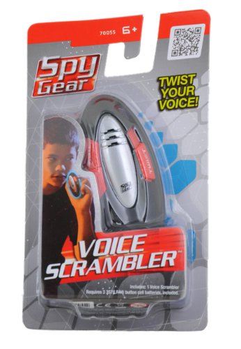 Spy Voice Scrambler