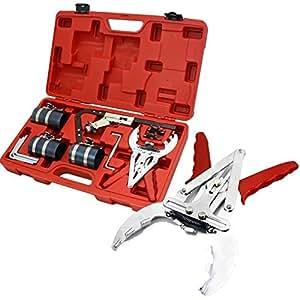 engine piston ring service compressor tool set. Black Bedroom Furniture Sets. Home Design Ideas