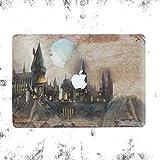 Harry Potter Macbook Air 13 2018 A1932 inch Case Watercolor Hogwarts A1369 A1466 Mac Book 11-inch 2015 Pro 13 13.3 13inch 15 in Retina 2019 2016 2017 A1708 A1707 A1706 A1278 A1398 a1502 12 Hard Cover