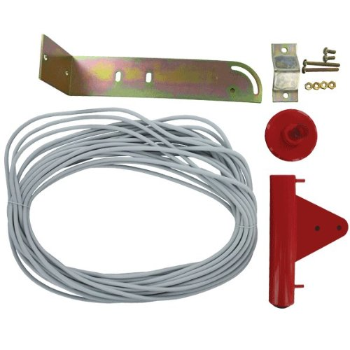 Dwyer Outdoor Static Pressure Sensor, Includes Sensor, 50 ft Vinyl Tubing, Mounting Bracket and Hardware