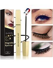 Magnetische Wimpern,Magnetic Eyeliner, Langlebigem Magnetic Eyeliner, Wiederverwendbare Falsche Magnetic Eyelashes
