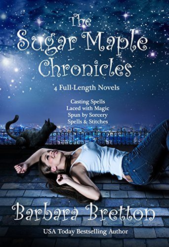 - The Sugar Maple Chronicles: 4 Book Collection
