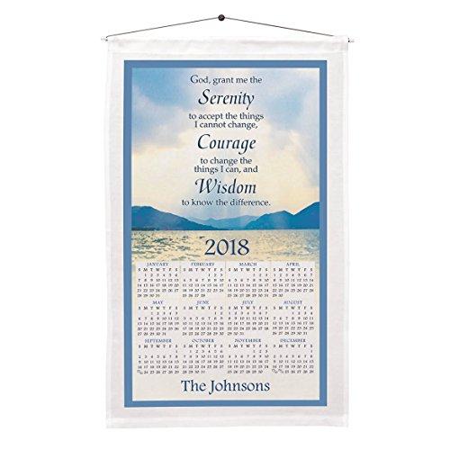 calendar dish - 1