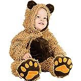 Princess Paradise - Toddler Chenille Teddybear Costume