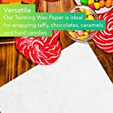 Oasis Supply Twisting Wax Paper, Rectangle