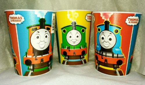 Thomas & Friends Chuggin' Your Way Plastic 16 oz Keepsake Cup by HMK