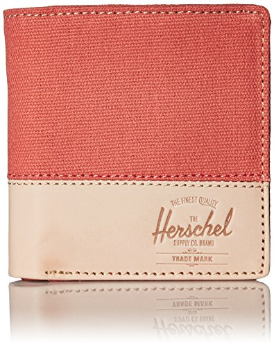 Herschel Supply Herschel Cotton Men's Supply Co Kenny Wallet Flamingo 1wRP5Pq