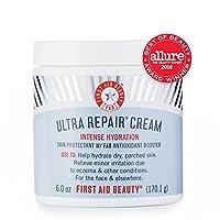 First Aid Beauty Ultra Repair Cream Hidratación intensa, 6 oz