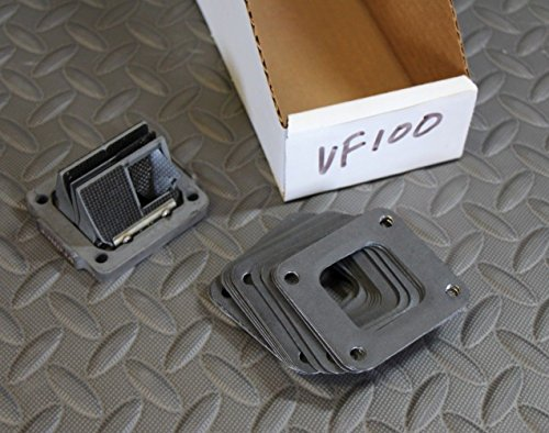 2 x Vito's Performance V FORCE Delta 2 REEDS oversize intake gasket kit (V-force Delta 2 Reed)