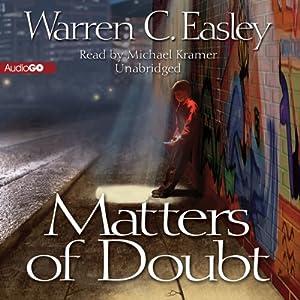 Matters of Doubt Audiobook