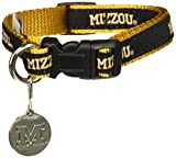 Sporty K9 NCAA Missouri Tigers Dog Collar, Small