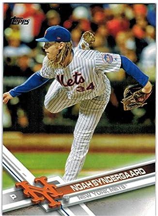 8e46b796c 2017 Topps Series 1   2 plus Update New York Mets Team Set with Yoenis  Cespedes
