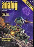 Analog Science Fiction and Fact, January, 1976: Part 1 of *Children of Dune*