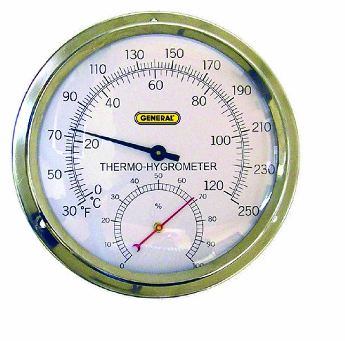 General Tools A600FC Temperature Thermo Hygrometer product image