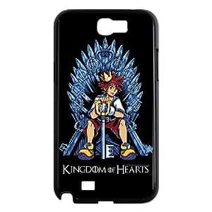 Samsung Galaxy Note 2 N7100 Phone Case Kingdom Hearts F4537917