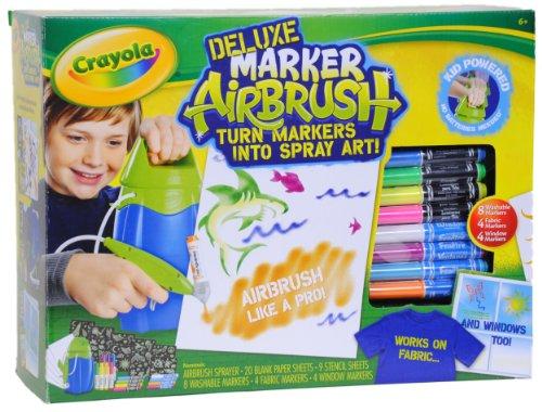 Crayola Deluxe Marker Airbrush