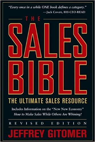 The Sales Bible: The Ultimate Sales Resource: Amazon.es: Jeffrey H. Gitomer: Libros en idiomas extranjeros