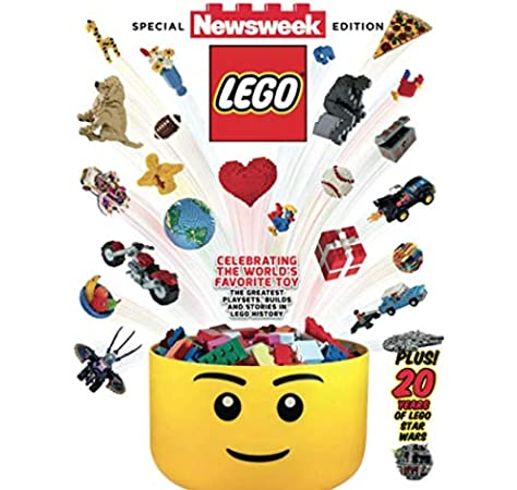 LEGO—The World's Favorite Toy Newsweek Special Edition: Celebrating The  World's Favorite Toy: Editors of Newsweek Specials: Amazon.com: Books