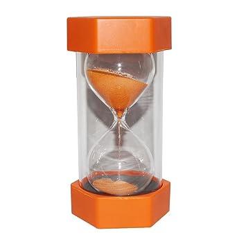 amazon com vstoy security fashion hourglass sand timer orange