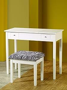Coaster Home Furnishings 300285 Casual Vanity, White