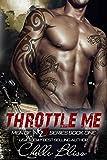 Throttle Me (Men of Inked) (Volume 1)