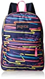 JanSport Unisex SuperBreak Ribbons Backpack