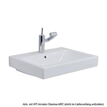 Keramag Icon Waschtisch Weiss Keratect 60 Amazon De Baumarkt