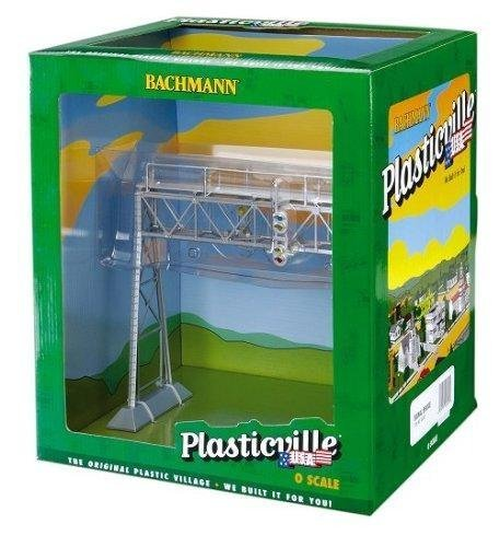 Bachmann 45309 O SIGNAL BRIDGE BUILT UP -