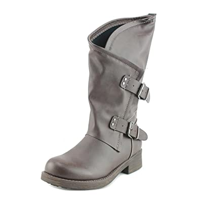 91b7227be238 Coolway New Women s Alida Boot Dark Brown 38