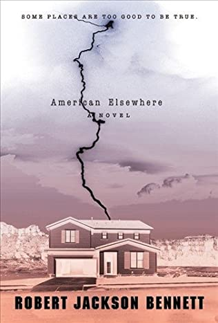 book cover of American Elsewhere