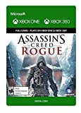 assassins creed new york - Assassin's Creed Rogue - Xbox 360 / Xbox One [Digital Code]