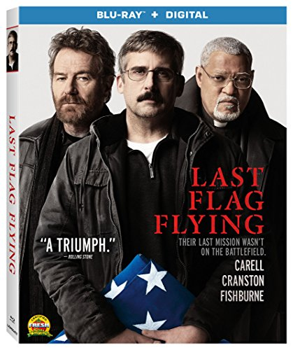 Last Flag Flying [Blu-ray]