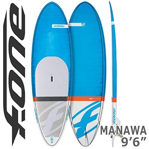 スタンドアップパドルボード SUP F-ONE/エフワン MANAWA 9'6×32.5 165   B07G5XFW26