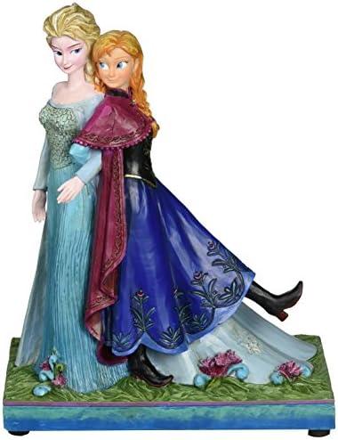 Jim Shore for Enesco Disney Traditions Frozen Musical Figurine, 7.75